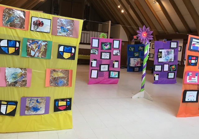Cornerstone Preschool Art Gallery 02
